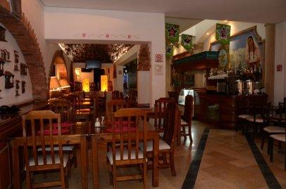 Restaurante Santa Rosa en Zócalo de San Pedro Cholula - Grupo Santa Rosa