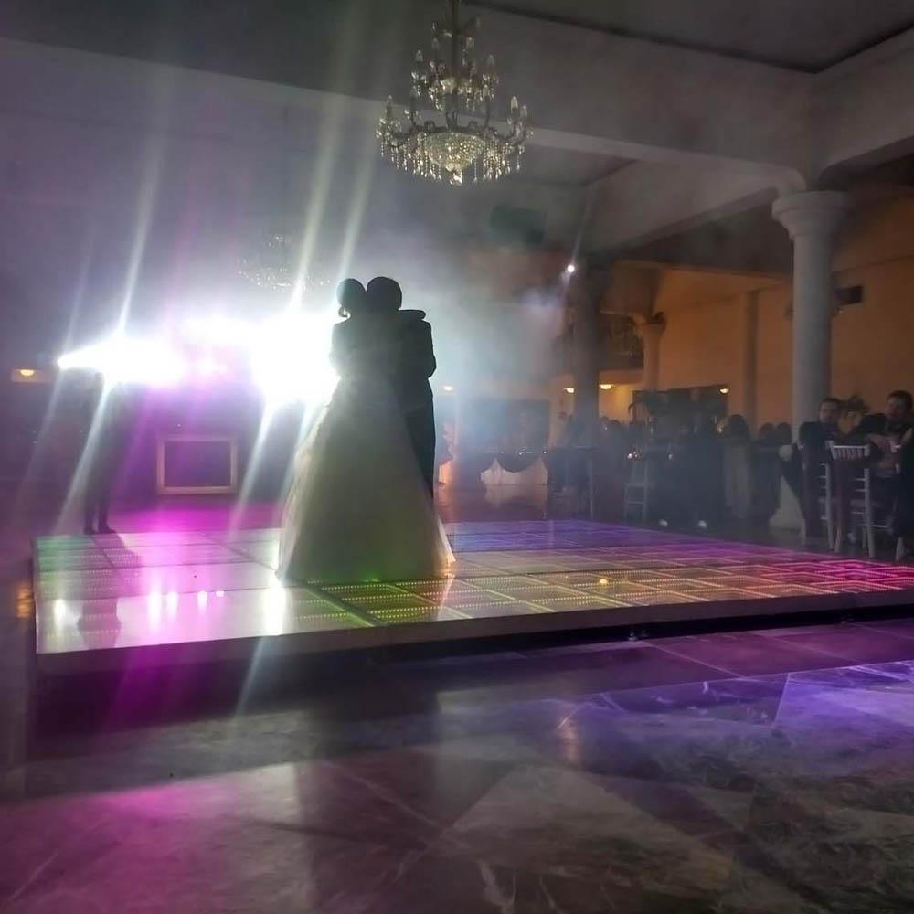 Boda en Salón de Eventos Puebla - Salón Ardizana de Grupo Santa Rosa