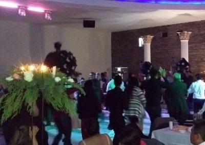 Boda en Salón de Eventos de Puebla - Salón Arcadia de Grupo Santa Rosa 1