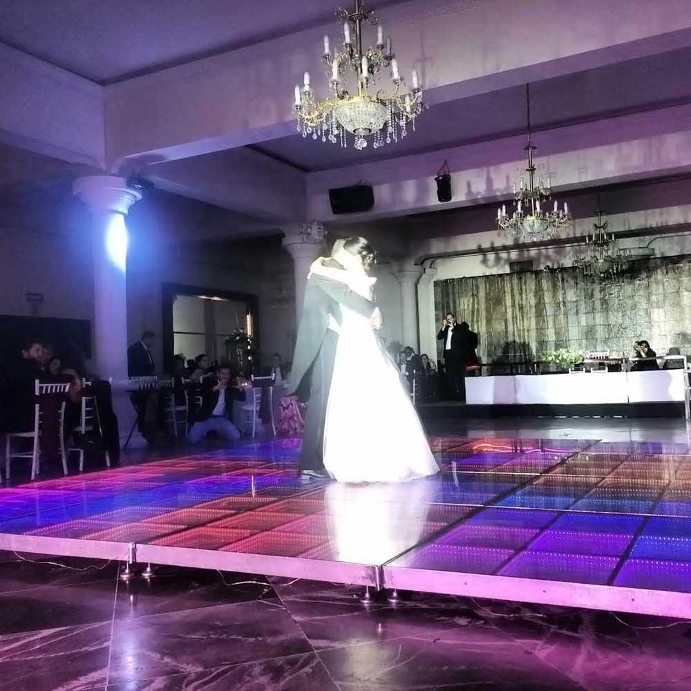 Boda en Salón de Eventos de Puebla - Salón Ardizana de Grupo Santa Rosa