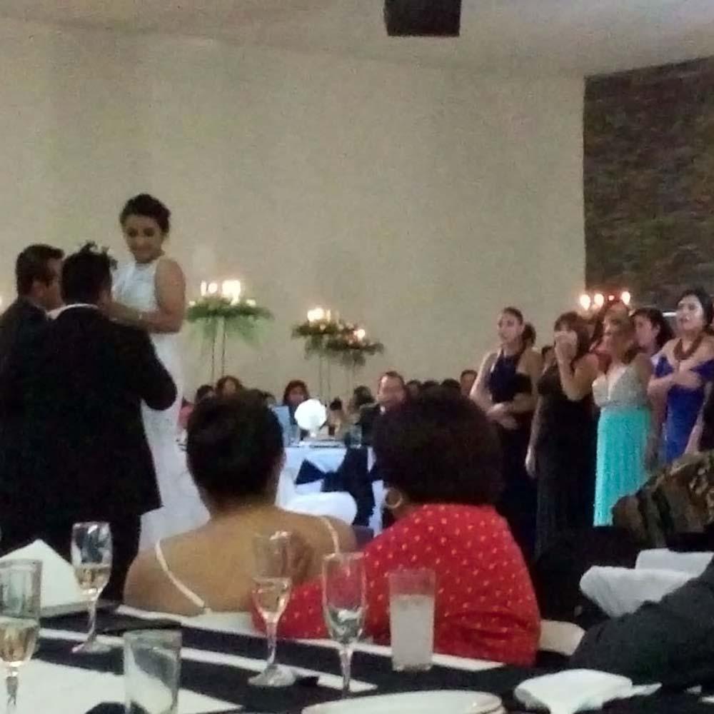 Boda en Salón de Eventos en Puebla - Salón Arcadia de Grupo Santa Rosa 2