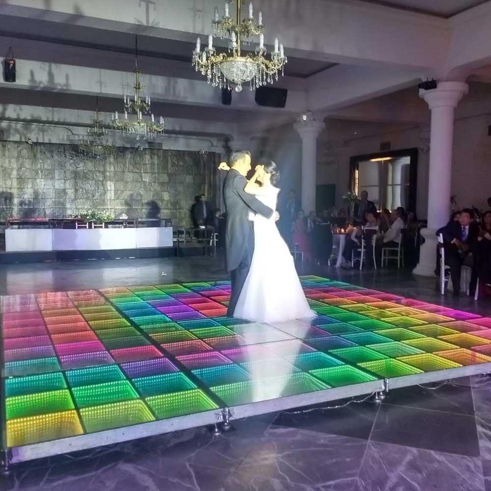 Boda en Salón de Eventos en Puebla - Salón Ardizana de Grupo Santa Rosa