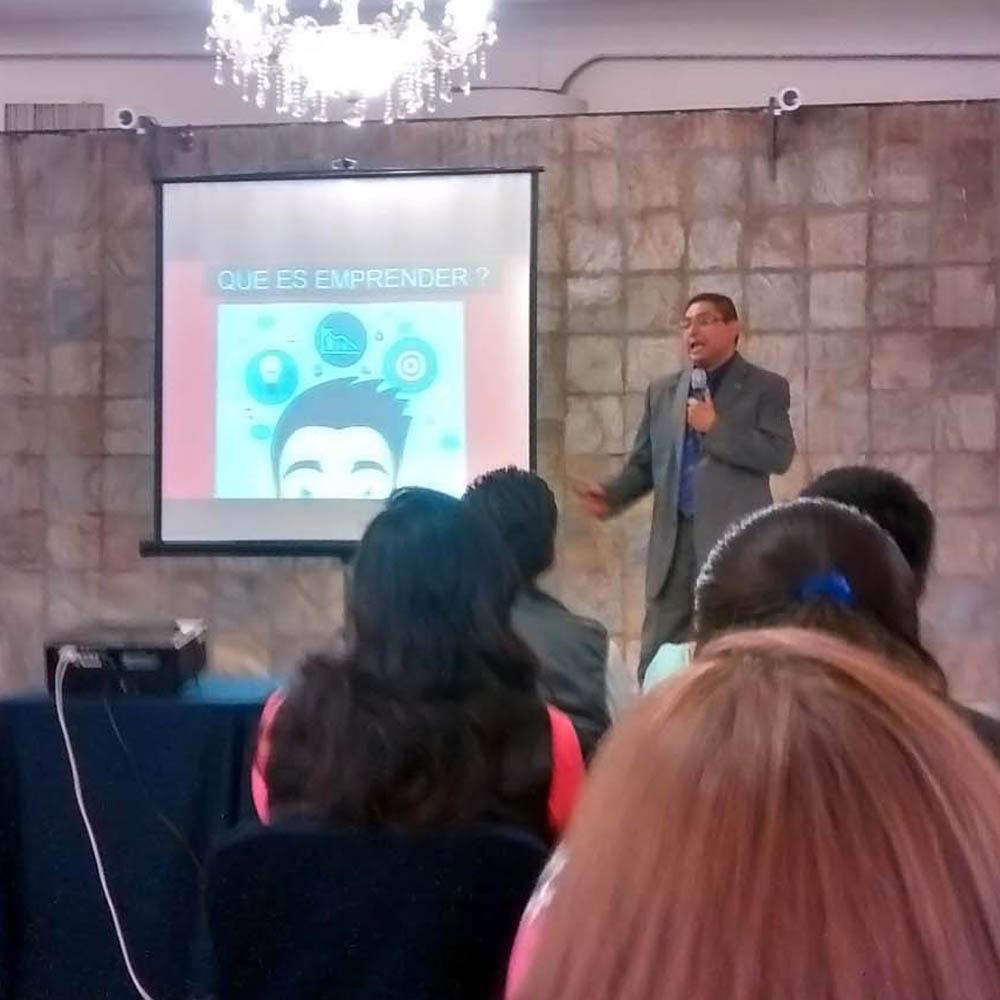 Conferencias en Salón de Eventos en Puebla - Salón Ardizana de Grupo Santa Rosa