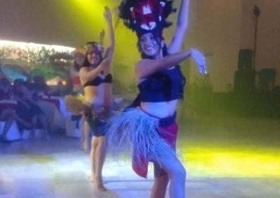 Coreografía en Salón de Eventos en Puebla - Salón Arcadia de Grupo Santa Rosa 1