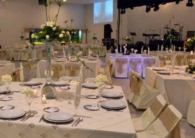 Decorado de Eventos en Puebla - Salón Arcadia de Grupo Santa Rosa