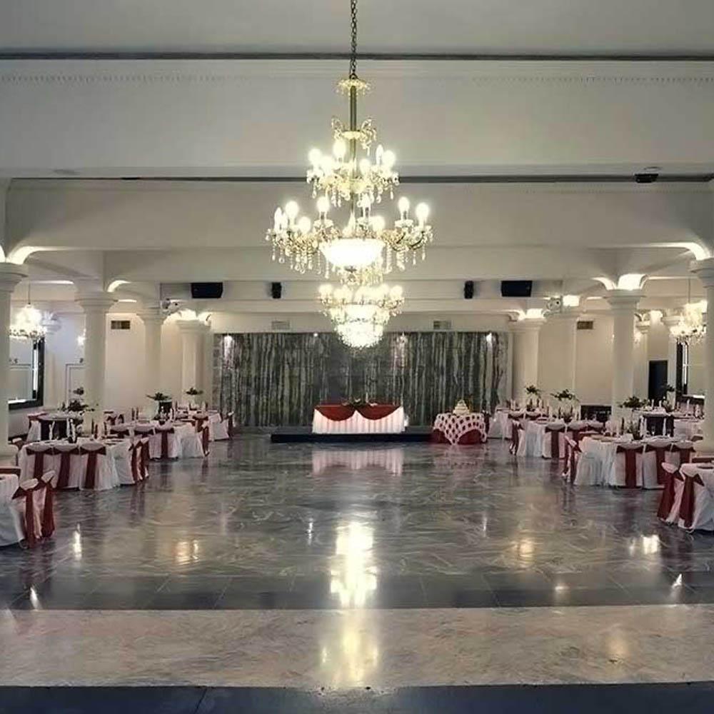 Salón de Eventos de Puebla - Salón Ardizana de Grupo Santa Rosa