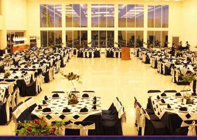 Salón de Eventos en Cholula - Complejo Zerezotla - Grupo Santa Rosa