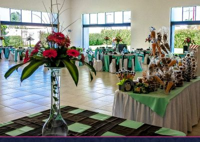 Salón de Eventos en Cholula - Los Cerezos - Grupo Santa Rosa