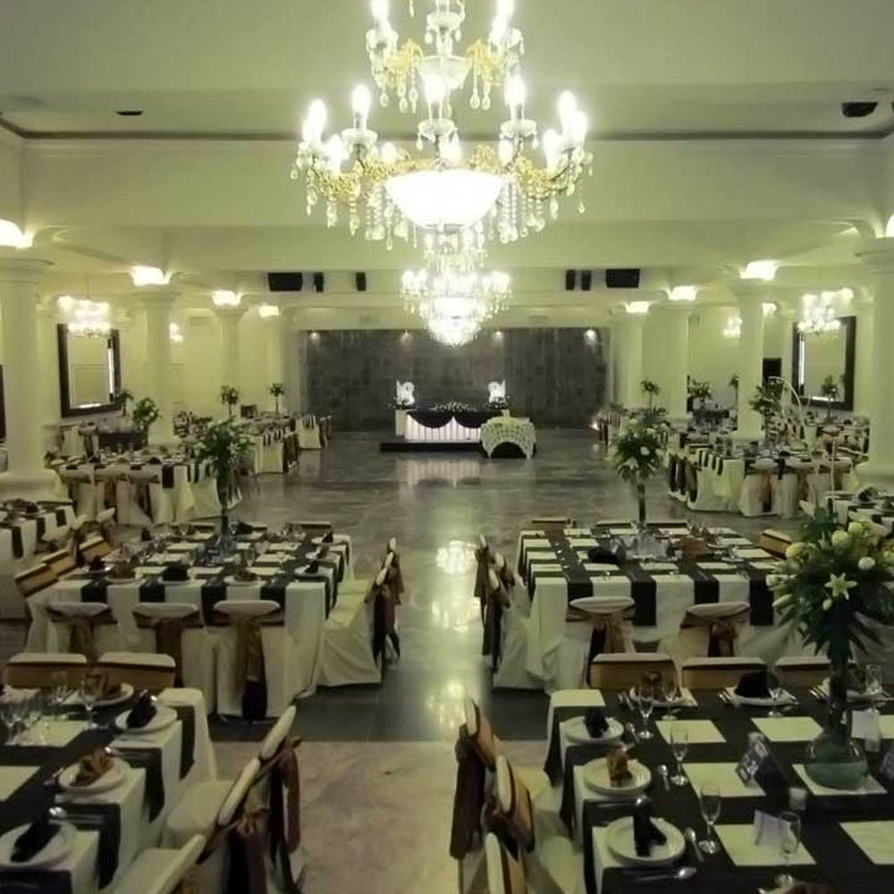 Salón de Eventos en Puebla - Salón Ardizana de Grupo Santa Rosa