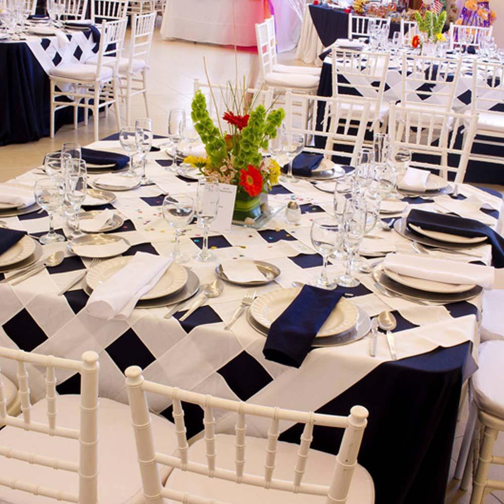 Decorado de Salón de Eventos en San Pedro Cholula - Salón Magdalena de Grupo Santa Rosa
