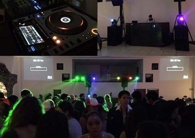 Festejo en Salón de Eventos en San Pedro Cholula - Complejo Zerezotla de Grupo Santa Rosa