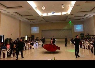 Quienceaños en Salón de Eventos en Cholula - Complejo Zerezotla de Grupo Santa Rosa