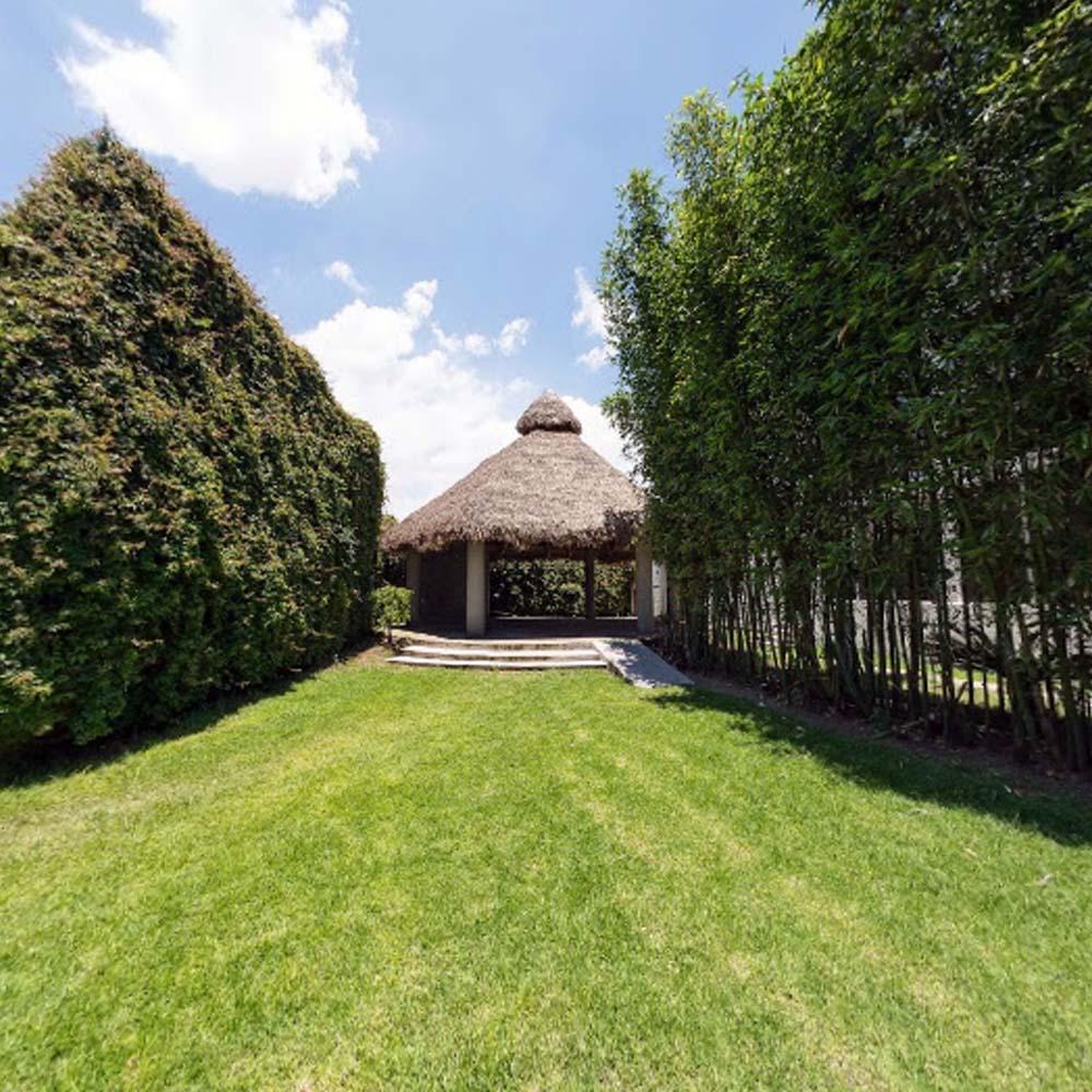 Salón Jardín en Cholula - Salón Zerezotla de Grupo Santa Rosa