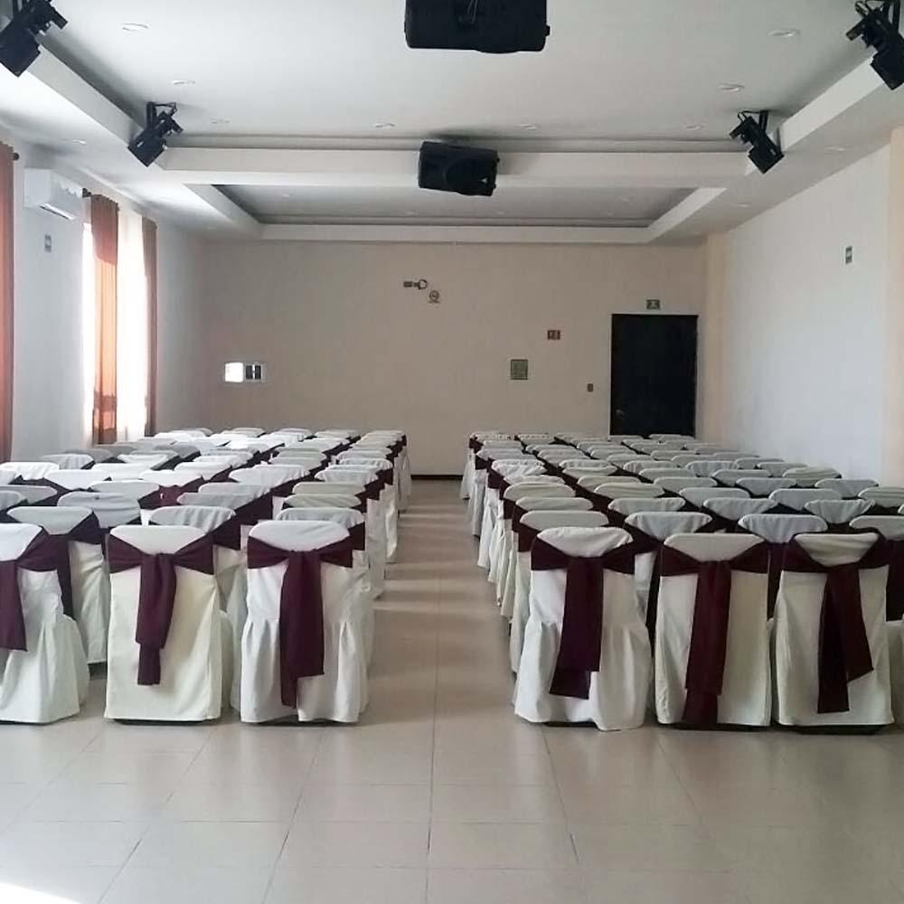 Salón de Eventos en Cholula - Salón Magdalena de Grupo Santa Rosa