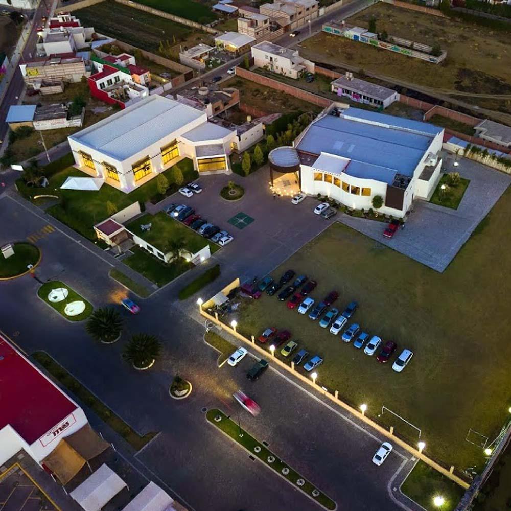 Salón de Eventos en Cholula - Salón Zerezotla de Grupo Santa Rosa