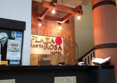 Hoteles en Cholula - Grupo Santa Rosa