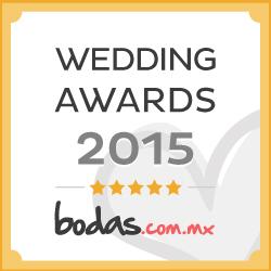 Ganador Wedding Awards 2015 - Complejo Zerezotla de Grupo Santa Rosa