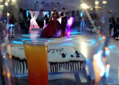 Fiesta de XV Años en Salón Arcadia en Puebla