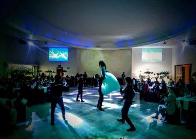 Fiesta de XV Años en Salón de Eventos Arcadia en Puebla