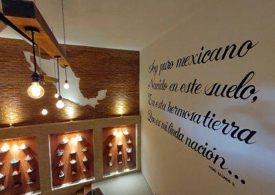 Hotel Temático Santa Rosa en San Pedro Cholula - Habitaciones Personalizadas - Estilo Mexicano