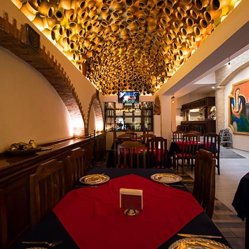 Restaurante de Comida Típica Mexicana en Cholula - Grupo Santa Rosa